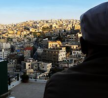 Khalil in Amman by Omar Al Nimer