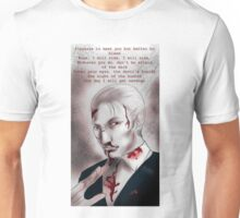 Hannibal - The night of the hunter Unisex T-Shirt