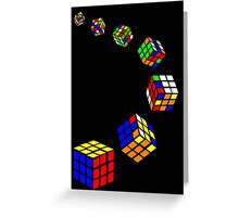 Rubik's Greeting Card