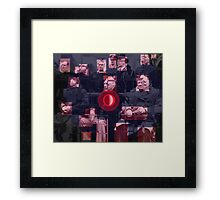 Leaders of Men Framed Print