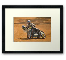 1949 Vincent 1000 Framed Print