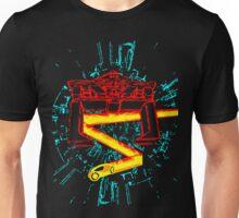 Paranoides Espaciales Unisex T-Shirt