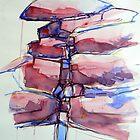 Granite and Light 2 by Richard Sunderland