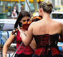 Corset Concert by Natalie Ord