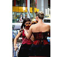 Corset Concert Photographic Print