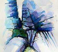 Granite Lines 2 by Richard Sunderland