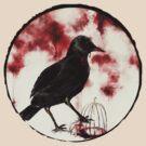 black bird by patadele