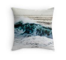 The Ocean... Throw Pillow