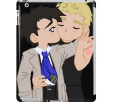 Destiel Dirty Dancing iPad Case/Skin
