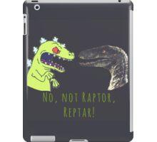 Jurassic World Reptar iPad Case/Skin