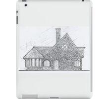 Stone Cottage iPad Case/Skin