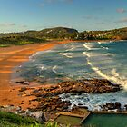 Avalon (Panoramic) - Avalon Beach, Sydney Australia - The HDR Experience by Philip Johnson
