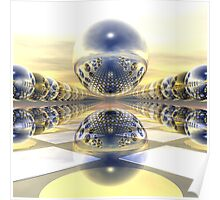 Spherical Reflections  Poster