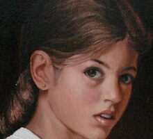 """""""Letter forJoanne"""",  Detail by Cathy Amendola"""