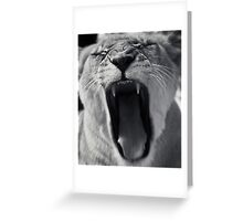 An Attack... Greeting Card