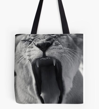 An Attack... Tote Bag