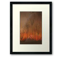 Spirit of the Land © Vicki Ferrari Framed Print