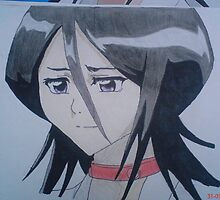 Rukia by lollapoppy