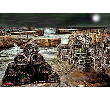 Charlestown Harbour Photographic Print