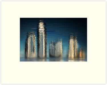 Golden Skyline © Vicki Ferrari Photography by Vicki Ferrari