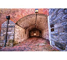 Postern Gate Photographic Print