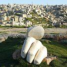 Adheres to the Earth! by Omar Al Nimer