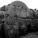 Old Umayyad Palace! by Omar Al Nimer