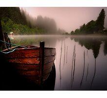 Just add birdsong... Loch Ard , Trossachs Photographic Print