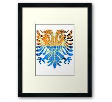 Carpe Diem Mythical Griffin Framed Print
