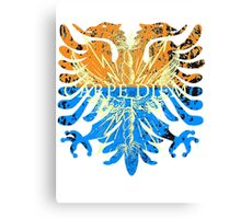 Carpe Diem Mythical Griffin Canvas Print