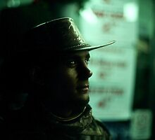 Copper Cowboy by accozzaglia