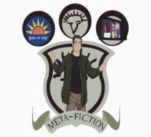 Meta-Fiction Gabriel Baby Tee