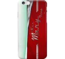 Retro Diner Its A Mary Thing. iPhone Case/Skin