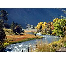 Chrystal River Photographic Print
