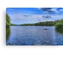 Lake Nockamixon Canvas Print