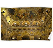 Opera Ceiling Poster