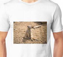Sad Meerkat Unisex T-Shirt