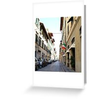 Fly Baby, Fly - Italia Edition  Greeting Card