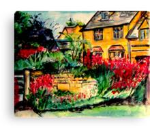 Gloucestershire Canvas Print
