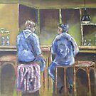 Brown bar, Amsterdam by Ivor