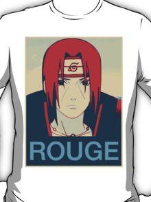 Itach Rouge Ninja T-Shirt