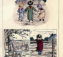 The Little Folks Painting book by George Weatherly and Kate Greenaway 0029 by wetdryvac