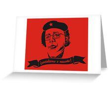Bernie Che Sanders 2016 Greeting Card