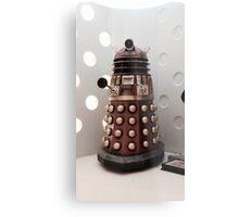 Dalek Metal Print