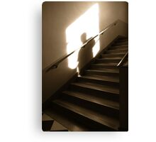 Reference on the Lower Level Canvas Print