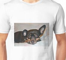 Minnie tired of the flash Unisex T-Shirt