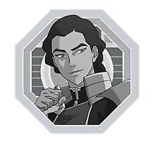 Kuvira Photographic Print