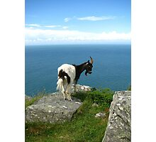 I Can See Wales ! Photographic Print