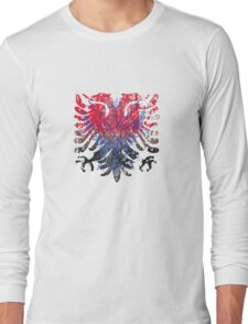 Carpe Diem Heraldry Crest Long Sleeve T-Shirt