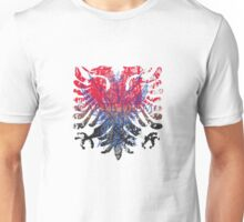 Carpe Diem Heraldry Crest Unisex T-Shirt